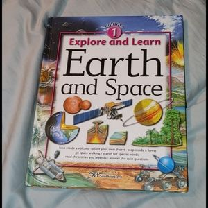 Volume 1 Explore and Learn Earth and Space